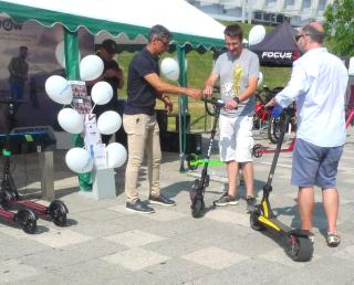 Korszerű technológia a mobilitás szolgálatában