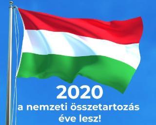 Megalapozatlan, hogy Magyarország a nemzeti összetartozás évének nyilvánította 2020-at