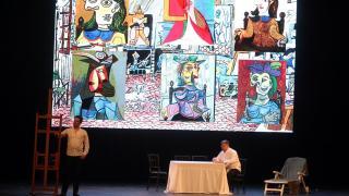 Festmények filmen, film a Bohéméletben