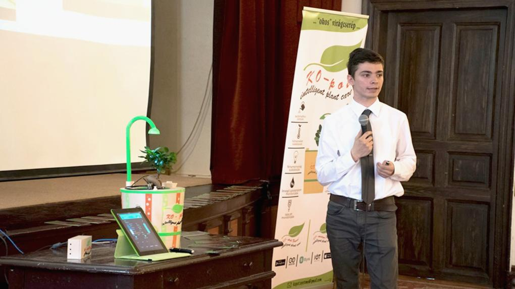 Kolozsvári magyar fiatalok sikeres műszaki újításai