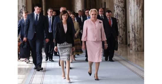 Románia támogatást ígért Moldovának az intézményi reform végrehajtásához