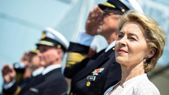 EU-csúcs - Tusk: az Európai Tanács Ursula von der Leyent javasolja az Európai Bizottság következő elnökének