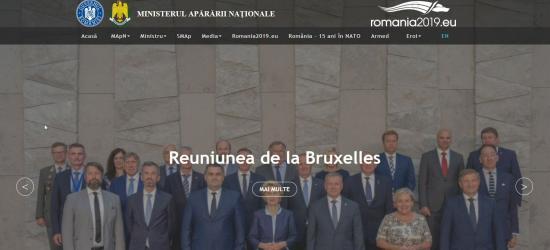 Kibertámadás a honvédelmi minisztérium weboldala ellen (FRISSÍTVE)
