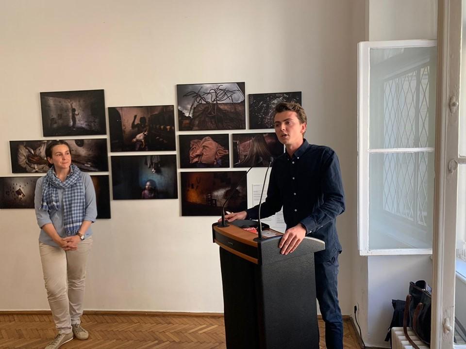 Megnyílt a World Press Photo kiállítás Kolozsváron