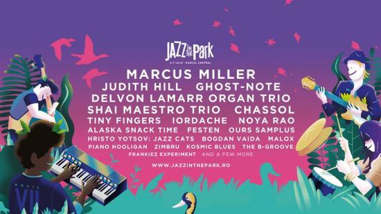 Ma kezdődik a Jazz in the Park