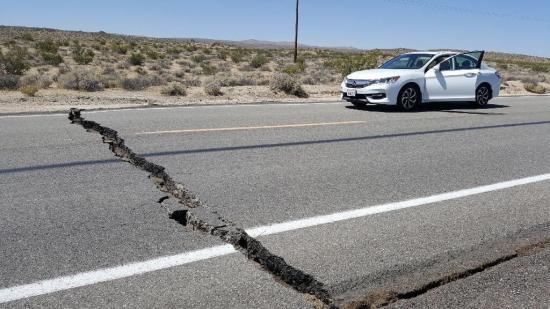 Újabb földrengés rázta meg Dél-Kaliforniát
