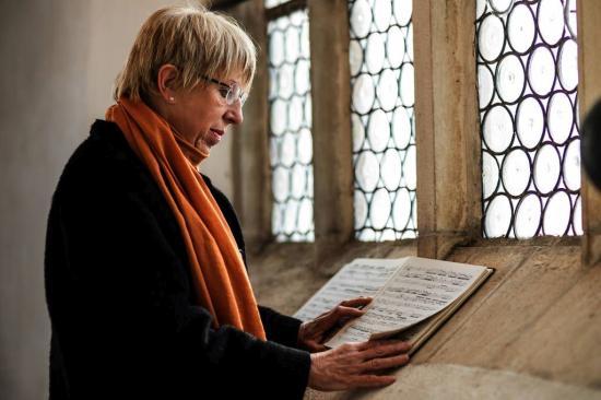 Ursula Philippi: Minden orgona egyedülálló, saját kora, történelme és személyisége van