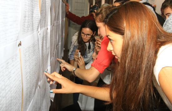 Nyolcvan százalék feletti sikerarány Kolozs megyében