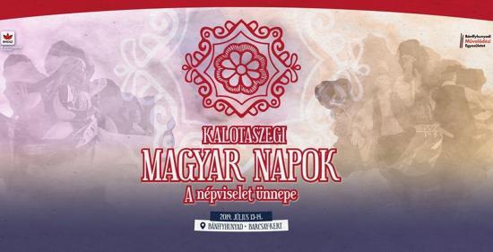 Hétvégén zajlanak a Kalotaszegi Magyar Napok