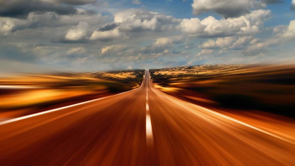 minél távolabbra utazunk, annál gyorsabban haladunk