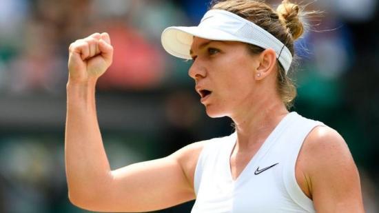 Wimbledon: döntőben Simona Halep