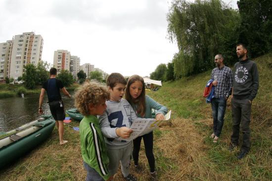 Felfedeztetni és megkedveltetni a kolozsvári Kis-Szamost