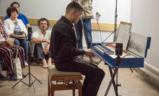 Könnycsepp hangú hangszer és Bach legendák