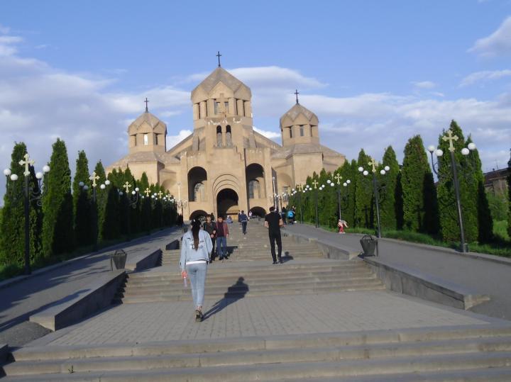 Jereván és Tbiliszi: nyolc nap alatt az örmény őshazában (1.)