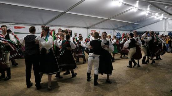 A falu, ahol mindenki tud táncolni