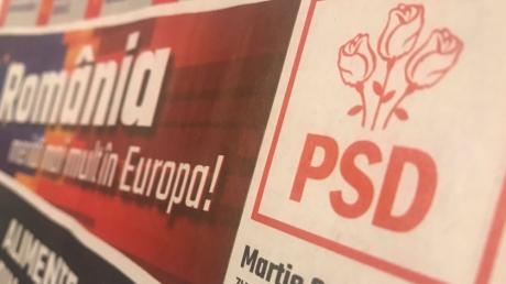 """""""Feltett kezekkel"""" indul a PSD az elnökválasztáson"""