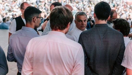 Orbán Viktor: Az egyén szabadságra való hivatkozása nem írhatja felül a közösség érdekeit
