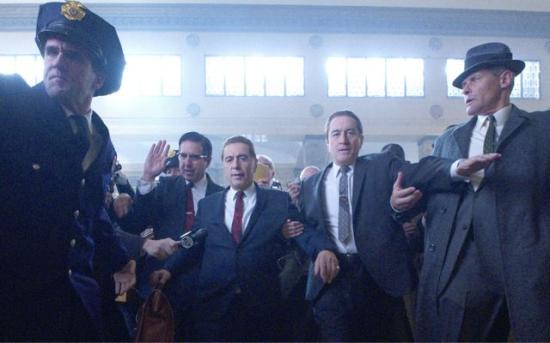 Digitálisan megfiatalították Scorsese gengszterfilmjének szereplőit