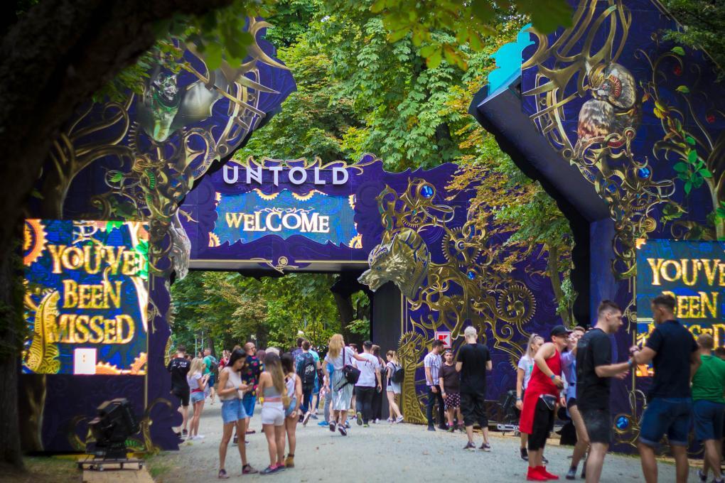 Megnyíltak tegnap az ország legnagyobb zenei fesztiváljának kapui
