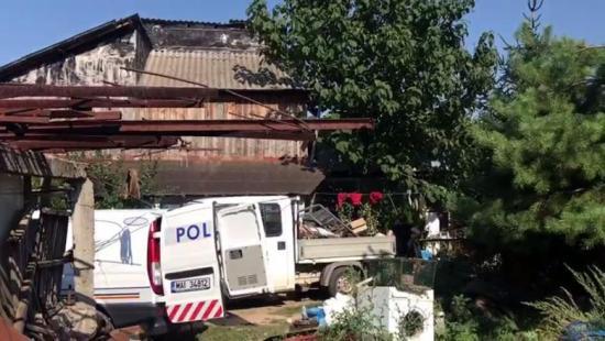 Caracali-gyilkosság: a gyanúsított lakásából vittek lehetséges bizonyítékokat kivizsgálásra