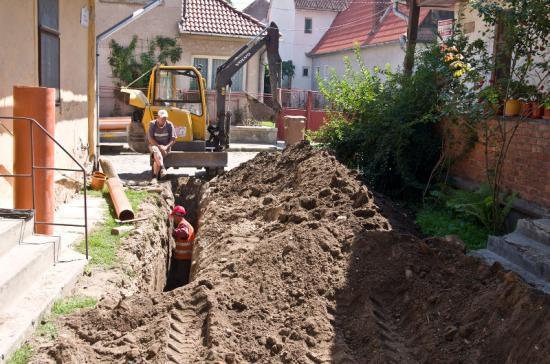 Új vízvezeték-hálózat Bálványosváralján, Széken és Mikéházán