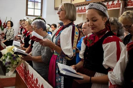 Templomának restaurálását ünnepelte a magyarlétai gyülekezet