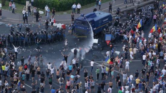 Lesz tüntetés augusztus 10-én Bukarestben