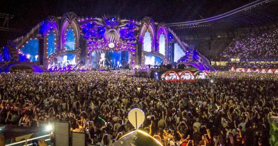 Lenyűgözte Robbie Williams az Untold fesztivál résztvevőit