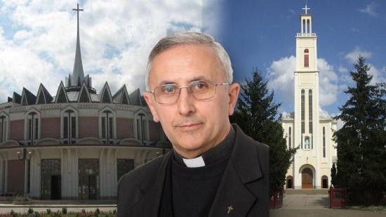 Beiktatták a moldvai egyházmegye új római katolikus püspökét