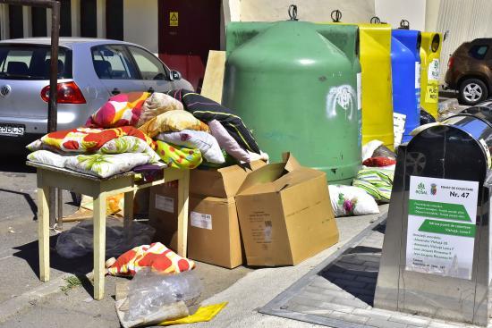 Káosz és érdektelenség jellemzi a kolozsvári hulladékgyűjtést