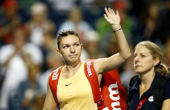 Megsérült Simona Halep. Melyik torna negyeddöntőjéből lépett vissza?