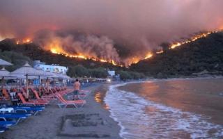 Román állampolgárok is ott ragadtak a görög Szamothraké szigeten