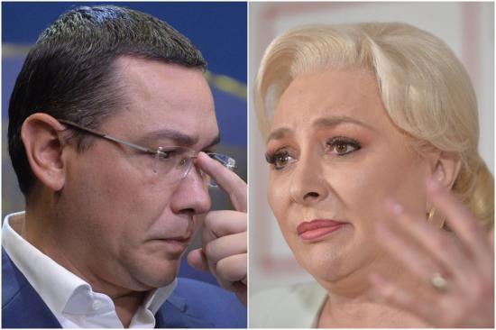 Dăncilă: Nem időszerű Pontáékat bevonni a kormányba