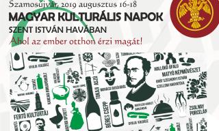 Hungarikumokra épül az első szamosújvári Magyar Kulturális Napok programja