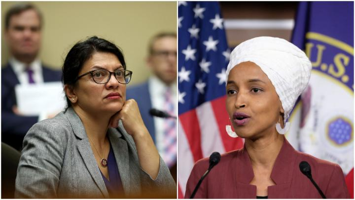 Trump sürgetésére Izrael nem engedélyezte két amerikai képviselőnő látogatását