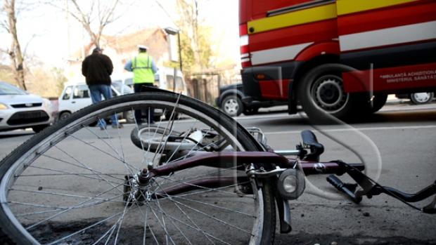 Romániában a legveszélyesebb bringázni
