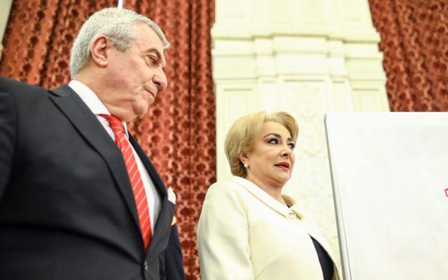 Dăncilă és Tăriceanu búcsút mondtak egymásnak