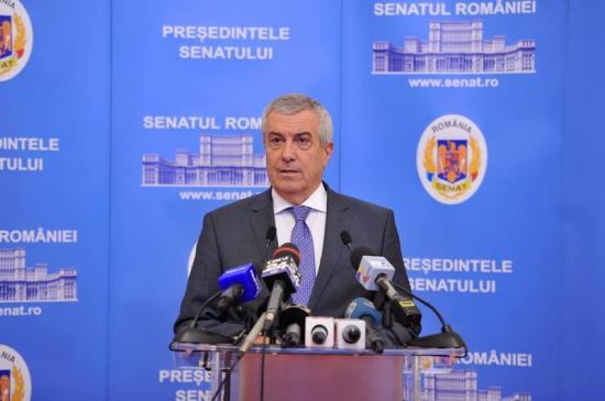 Ma rajtol az őszi parlamenti ülésszak – lemond Tăriceanu a szenátus elnöki tisztségéről?