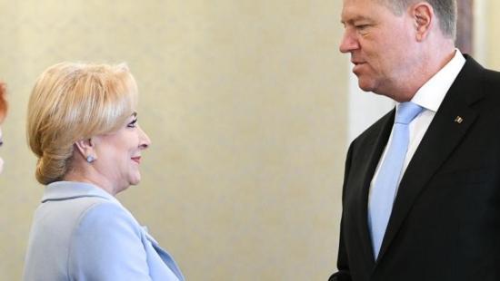 Dăncilă: beszéltem Iohannisszal – rövid időn belül választ ad
