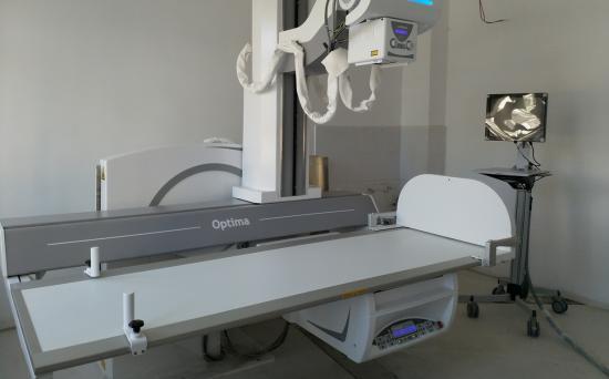 Korszerű orvosi műszer a rehabilitációs kórháznak