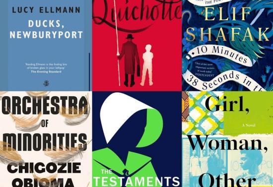 Margaret Atwood és Salman Rushdie a Booker-díj döntősei között