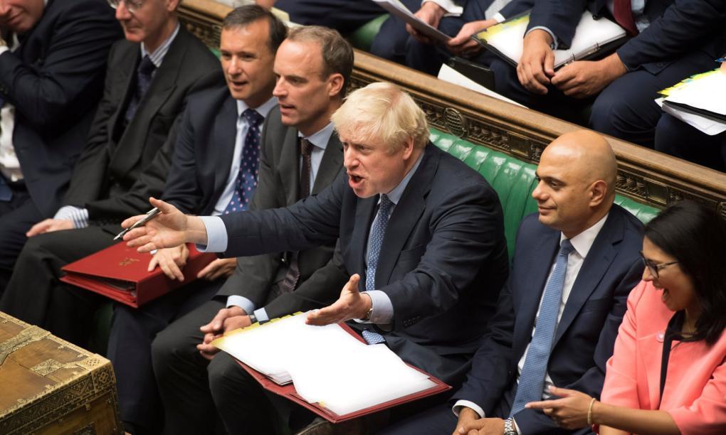 Boris Johnson választást kezdeményezett