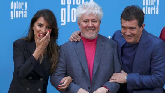 Oscar-díj – Spanyolország Pedro Almodóvar Fájdalom és dicsőség című filmjét nevezi