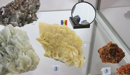 Geológiai szépségszalon Kolozsváron