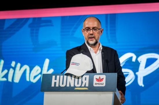 Kelemen Hunor: Ideje lenne kipróbálni egy magyar államfőt is