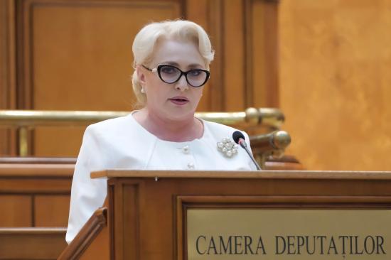 Dăncilă: legyen bizalmi szavazás