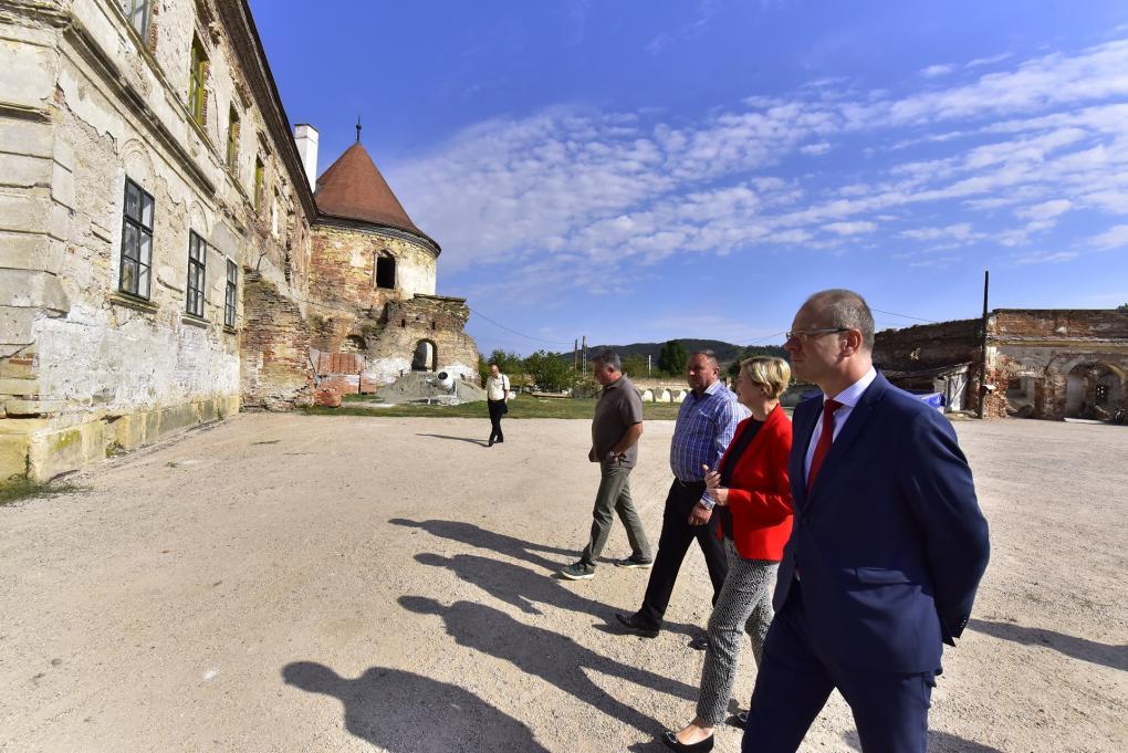 Újabb uniós projektet indít a kastélyt működtető Transylvania Trust