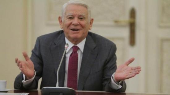 Teodor Meleșcanut választották a szenátus elnökévé