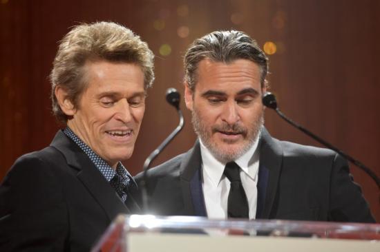 Joaquin Phoenix színészi díjat kapott Torontóban