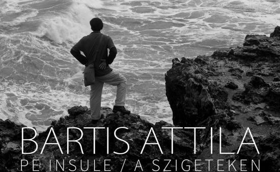 Bartis Attila fotóiból nyílik kiállítás Bukarestben